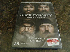 Duck Dynasty: Season 2, Vol. 1, (NEW DVD, 2-Disc Set), FREE Shipping--unopened