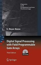 Digital Signal Processing with Field Programmable Gate Arrays (Signals and Commu
