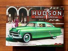 MOEBIUS MODELS 1/25 1954 HUDSON HORNET SPECIAL MODEL KIT ITEM # 1214 F/S  NEW !