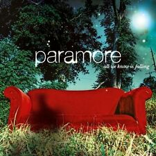 PARAMORE - ALL WE KNOW IS FALLING CD ALBUM (2005)