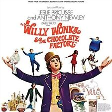 Willy Wonka & The Chocolate Factory soundtrack Willy Wonka & The Choc NEW sealed