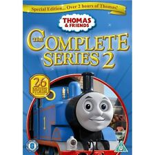 Thomas the Tank Engine And Friends Complete Season 2 TV Series Region 2 New DVD