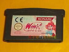 WINX ALLA RICERCA DEL CODEX Game Boy Advance Gba ○○○○ SOLO CARTUCCIA - AQ