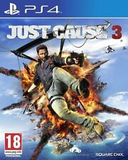 Just Cause 3 Day 1 Edition (PS4) - PREOWNED
