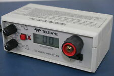 "Teledyne Analytical Instruments TED 191 Oxygen Monitor ""Make an Offer"""
