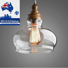 Modern Chandelier Vintage Ceiling Light Kitchen Room Decor Pendant light Fitting