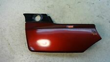 1986 Honda CB700 SC Nighthawk CB 700 H954-1. left side cover