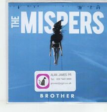 (ER720) The Mispers, Brother - 2014 DJ CD