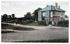Shop No Mans Land Wheathampstead Nr Harpenden St Albans unused old postcard