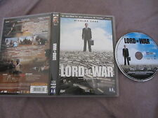 Lord of war de Andrew Niccol avec Nicolas Cage, DVD, Drame