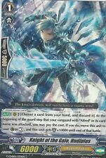 CARDFIGHT VANGUARD CARD: KNIGHT OF THE GALE, HUDIPLUS - G-CMB01/030EN C