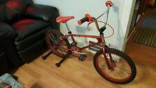 OLD SCHOOL BMX 78 PEDDLEPOWER POWERLITE DURA ACE ELINA PRO CLASS SUNSHINE TANGE
