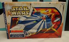 Star Wars Clone Wars Jedi Starfighter Anakin Skywalker Ship