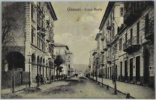 Cartolina Formato Piccolo - Chiavari - Corso Dante Viaggiata