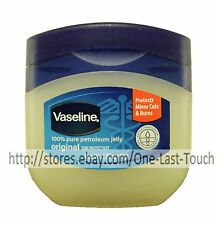 VASELINE Skin Protectant ORIGINAL 100% Pure Petroleum Jelly TUB Big Size 1.75 oz
