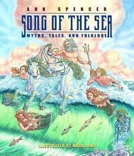 Song of the Sea: Myths, Tales, and Folklore-ExLibrary