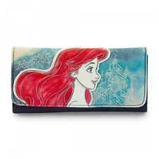 Ariel The Little Mermaid Trifold Wallet by Loungefly & Disney