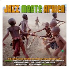 Jazz Meets Africa VARIOUS ARTISTS Best Of 36 Track ESSENTIAL MUSIC New 3 CD