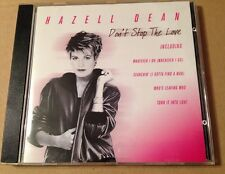 Hazell Dean - Don't Stop The Love 18 Trk German Cd Album 2005 PWL SAW Interest