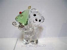 SWAROVSKI KRIS BEAR 2011 CHRISTMAS ANNUAL EDITION RETIRED 1091815 BNIB