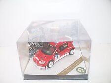 Vitesse 43007 Peugeot 206 Wrc M.gronholm / T.rautiainen Menta en caja
