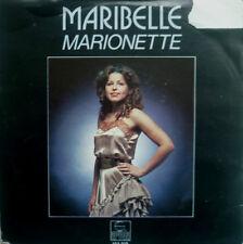 """7"""" GRAND PRIX 1981 ( NL ) MARIBELLE : Marionette /VG++"""