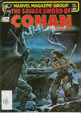 Savage Sword of Conan # 82 (Barry Windsor-Smith) (USA, 1982)