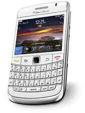 NEW UNLOCKED BLACKBERRY 9780 BOLD WHITE 3G WIFI 5MP CAMERA GPS + FREE GIFTS