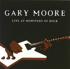 CD - Gary Moore - Live At Monsters Of Rock - #A1016