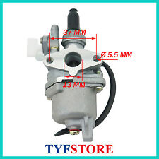 Carburetor for 49cc 2 stroke mini pocket bike mini dirt bike