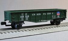 LIONEL JUNCTION UNION PACIFIC GONDOLA o gauge train 184315 up car 6-81287 G