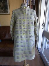 ROBE MANCHES LONGUES HIVER T42 VINTAGE 60/70 LONG SLEEVED WINTER DRESS size L