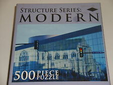 Daniel File Jigsaw Puzzle Structure Series: MODERN Minneapolis Convention Center