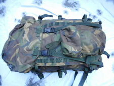 GENUINE ISSUE PLCE DPM BERGEN INFANTRY RUCKSACK PACK SAS sf selection LONG BACK