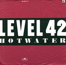 "7"" Level42 – Hot Water / Standing In The Light // Germany 1983"
