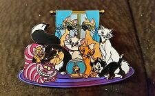 Disney Inspired Fantasy pins cats, Cheshire, marie, oliver, si and am, lucifer