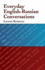 Everyday English-Russian Conversations (Dover Language Guides Russian)-ExLibrary