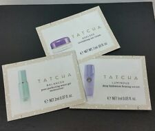 Lot of 3 Tatcha Sample Packets -New