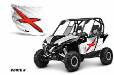 AMR Racing Can-Am Commander/Mave UTV Door Graphics Wrap for Blingstar Doors 2 WX