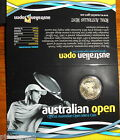 "2012 $1 Australian Open Tennis "" Official Australian open Men's $1 Coin """