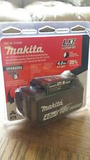 GENUINE MAKITA 18V 4.0Ah LITHIUM ION BATTERY W/FUEL GUAGE BL1840B NEW