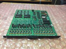 PELCO System 9500 CM9502 CM9501 PCB9000443E 16 Port Input CARD