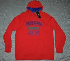 Under Armour Hoodie Mens Cotton Charged Storm Battle 124416 600 XL Red/Blue NWT