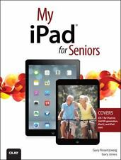 My iPad for Seniors covers iOS 7 on iPad Air, iPad 3rd and 4th generation, iPad