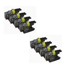 For Brother LC-75 Black Ink For Brother MFC-J5910DW MFC-J6510DW MFC-J6710DW -8PK