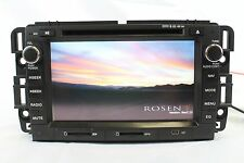 Rosen OEM Touchscreen Navigation DVD USB Blutooth Player 2007-2012 Acadia