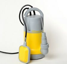 Electric 1-1/2 HP Submersible Water Pump 3700 GPH Flooding Garden Pond Pool Tool