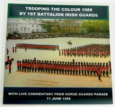 LIVE TROOPING THE COLOUR 1988 CD - 1ST BATTALION IRISH GUARDS