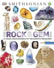 The Rock and Gem Book by Dorling Kindersley Publishing Staff (2016, Hardcover)