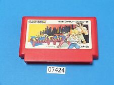 USED Mighty Final Fight NES nintendo Famicom FC Video Games From Japan 07424